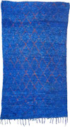29. Beni Mguild, Morocco, Middle Atlas,  3th quarter 20th century, 335 x 181 cm