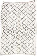 9. Beni Ouarain, Morocco, Middle Atlas, 4th quarter 20th century, 227 x 158 cm