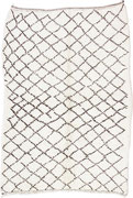 7. Beni Ouarain, Morocco, Middle Atlas, 4th quarter 20th century, 227 x 158 cm