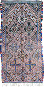 23. Beni Mguild, Morocco, Middle Atlas,  4th quarter 20th century, 350 x 174 cm