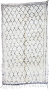 8. Beni Ouarain, Morocco, Middle Atlas, 4th quarter 20th century, 302 x 172 cm