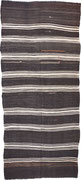 17. Kara Kelim, Central Anatolia, Circa 1950, 408 x 173 cm