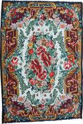 44. Kelim, Bessarabien (Moldawien), Circa 1950 (Sowjetära), 347 x 238 cm