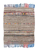 36. Berber rug, Azilal Region, High Atlas, 4th quarter 20th century, 190 x 158 cm