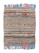 26. Berber rug, Azilal Region, High Atlas, 4th quarter 20th century, 190 x 158 cm SOLD