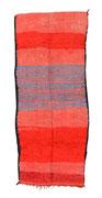 34. Berber rug, Rehamna/Haouz Region, Circa 1970, 304 x 124 cm