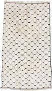 18. Berber rug, High Atlas, Azilal region, um 1970, 233 x 127 cm