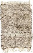 17. Berber rug, Morocco, Middle Atlas, 4th Quarter 20th Century, 146 x 99 cm