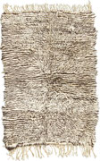 24. Berber rug, Morocco, Middle Atlas, 4th Quarter 20th Century, 146 x 99 cm