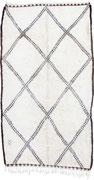 5. Berber rug, Middle Atlas, Beni Ouarain, 3th quarter 20 century, 320 x 178 cm