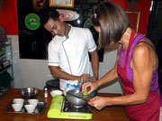 Cooking Class - Lyly hat Kochen in Siem Reap gelernt ...