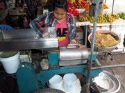 Frisch - diese Kokoscreme verfeinerte unser Essen