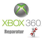 Xbox-360-Reparatur