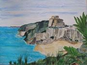 Meer mit Tempel 2