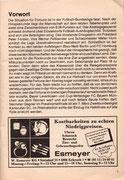 Fortuna Düsseldorf, Terminkalender, 1986/87, Rückrunde