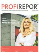 Bericht im Profireport des Kundenmagazin der Saint-Gobain Distribution Deutschland GmbH