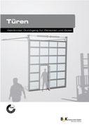 Sektionaltor Türen und Seitenteile