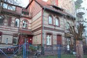 Landhaus von Günter Grass in Friedenau, Niedstr 13. Foto: Helga Karl