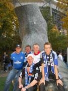 v.l.n.r. Jörn, Jens, Jörg, Klaus und Thorsten