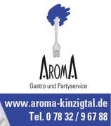 AROMA  Gastro- und Partyservice
