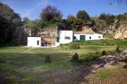 Casa de la cueva (exterior). Villarrubia, Córdoba
