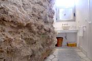 Casa de la cueva (baño). Villarrubia, Córdoba