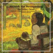 Herzogenberg - Die Geburt Christi op.90