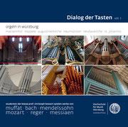 Orgeln der Stadt Würzburg