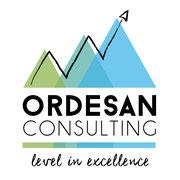 Ontwerp logo voor Ordesan Consulting