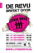 Ontwerp poster Lithse Revu 2015