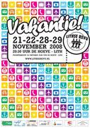 Ontwerp poster Lithse Revu 2008