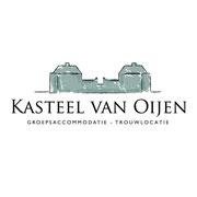 Ontwerp logo voor Kasteel van Oijen - www.kasteelvanoijen.nl