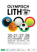 Ontwerp poster Lithse Revu 2009