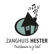 Ontwerp logo voor Zanghuis Hester - www.hestervisscher.nl
