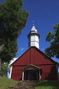 La plus ancienne église lettone