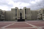 Parlement et résidence du Président.