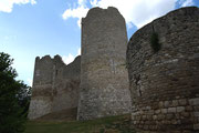 Une tour de la forteresse