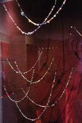 Colliers de perles de verre