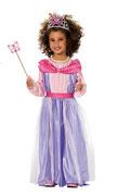 Prinzessin lila Kind