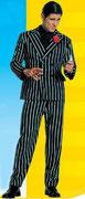 Gangster - Anzug