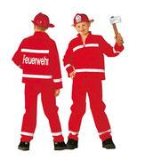 Feuerwehr Kind