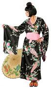Geisha Kimono