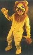 Löwe mit Kopf