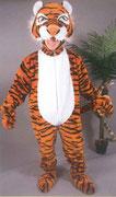 Tiger mit Kopf