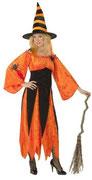 Hexe orange