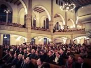 ausverkauftes  großes Abschlusskonzert in der Synagoge