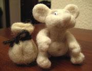 Мыша.Находится в частной коллекции.