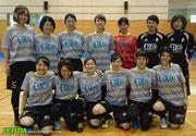 岡山県女子フットサルリーグ 第3節 vs DESAFIO