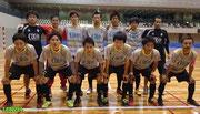 中国フットサルリーグ 第6節 vs 広島DLLC/PIVOX