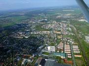 Zahnarzt Bernau im FORUM - Ansicht & Download der Bilder in voller Auflösung unter zahnarzt-kumpf.de/luftbilder